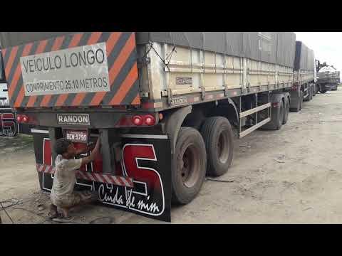 Lameiras Paraguaçu acessório para caminhões