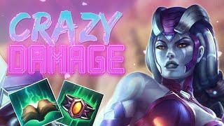 Freya CRAZY NEW MAGIC ATTACK ITEMS - Smite