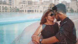 Pre Wedding Shoot | Dubai | Gulzar Poetry