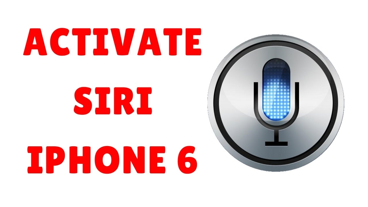 siri iphone 6 how to activate siri on iphone 6 easy amp quickly 12981