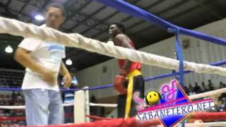 Encuentro de Boxeo entre Sabaneta, Villa los Almacigos, Cana Chapeton y Mao
