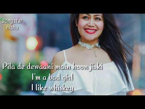 Chhote Chhote Pag video with lyrics |   Yo Yo Honey Singh | Neha Kakkar|Navraj Hans| sonu ki titu|