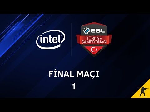 CS:GO - SOS vs. DP. BKM.Express I BO5 | 1. Maç - Intel ESL Türkiye Şampiyonası Finali