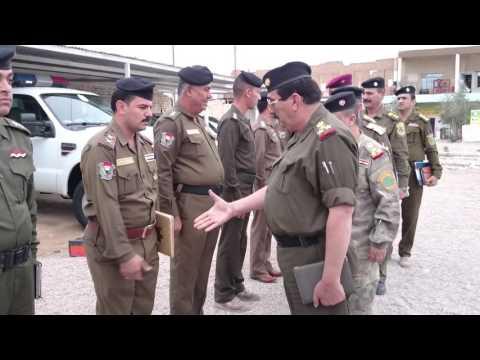 كتيبة هندسة ميدان المنطقه الثالثة