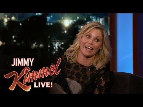Julie Bowen on Ty Burrell & Modern Family
