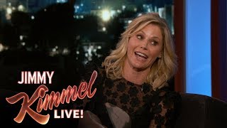 Julie Bowen on Ty Burrell & Modern Family
