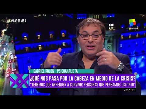 Entrevista completa con Gabriel Rolón en La Cornisa