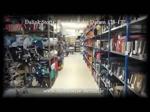 Dalink Stoffe In Berlin Spandau Youtube