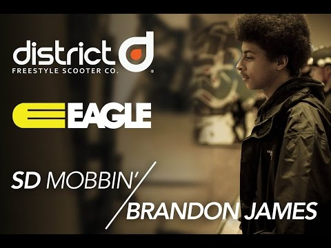 Brandon James | SD Mobbin