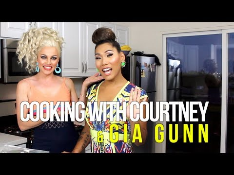 Cooking With Courtney And Gia Gunn