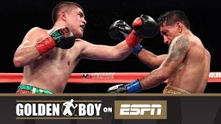 Golden Boy On ESPN: Diego De La Hoya vs Jose Salgado (FULL FIGHT)
