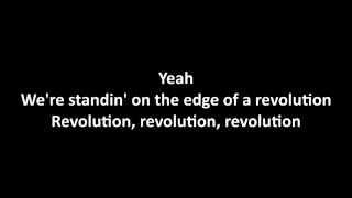 Nickelback - Edge Of A Revolution with lyrics