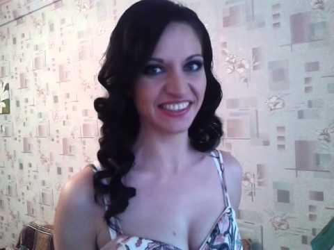 Видео отзыв прическа и макияж в Гангстерском стиле от студии стиля Светланы Медведевой