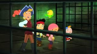 Jake i Piraci z Nibylandii - Piracki anthem.  Oglądaj w Disney Junior!