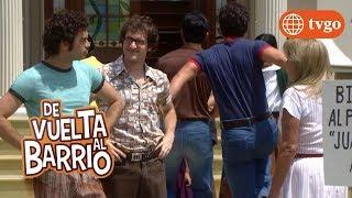 ¡La familia de Oliverio se muda al Jardín de Malena! - De Vuelta al Barrio 10/04/2018