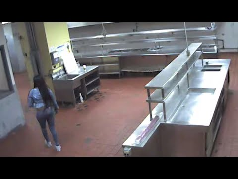 Video Shows 19-Year-Old Appear To Stumble Around Hotel Before Freezer Death