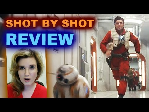 Star Wars The Last Jedi Teaser Trailer REVIEW & BREAKDOWN