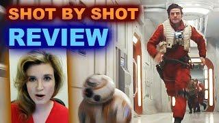 Star Wars The Last Jedi Trailer REVIEW & BREAKDOWN