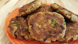 Salmon Patties - 100 Year Old  Recipe - The Hillbilly Kitchen