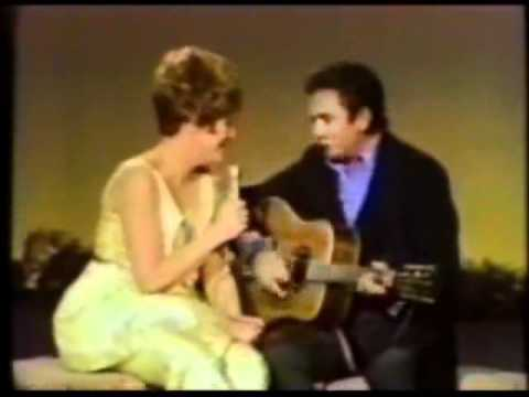 Diana Trask; Johnny Cash - Last Thing On My Mind