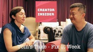 Tom's Take - Fix It Week thumbnail