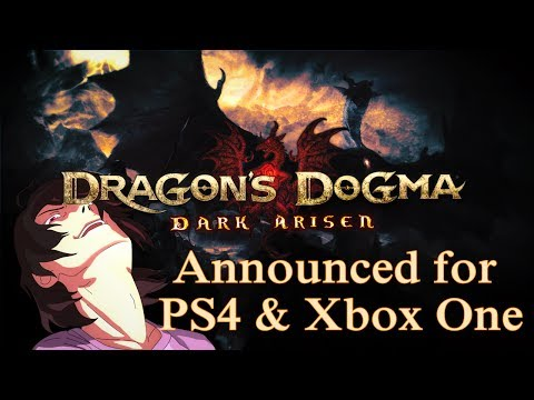 Dragon's Dogma Announced For PS4/Xbox One Fall 2017!!!