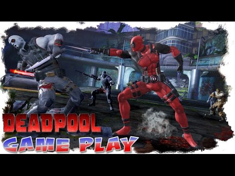 Deadpool - Genosha - Finding Parts For Cable (aka Summers) - Gameplay VII