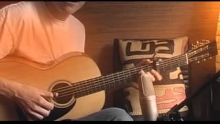 Mbube - The Lion Sleeps Tonight - Wimoweh/ Solomon Linda - fingerstyle guitar