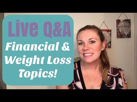 BUDGETS, WEIGHT LOSS, JAYME, AFRICA QUESTIONS ANSWERED | LIVE Q&A