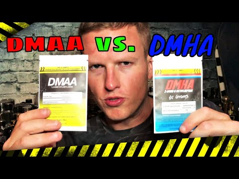 DMAA vs DMHA (Best Pre-Workout Stimulant 2020)