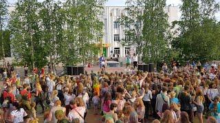 Краскобум День молодежи 2018 Печора