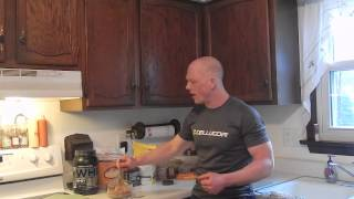 Cellucor Molten Chocolate Peanut Butter Chip Oatmeal Cookies