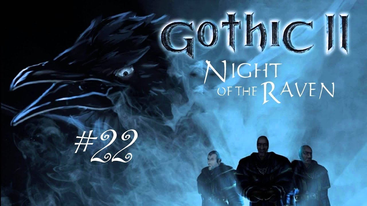 сжигать прохождение готика 2 ночь ворона книгу вошли
