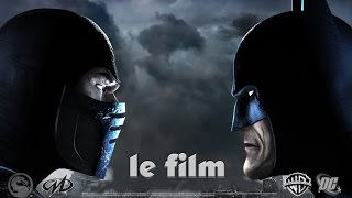 Mortal kombat vs DC universe / Le film d'animation complet / HD