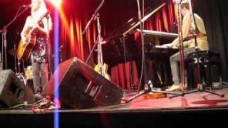 Tina Dico / Dickow  Break Of Day Live at Jubez, Karlsruhe