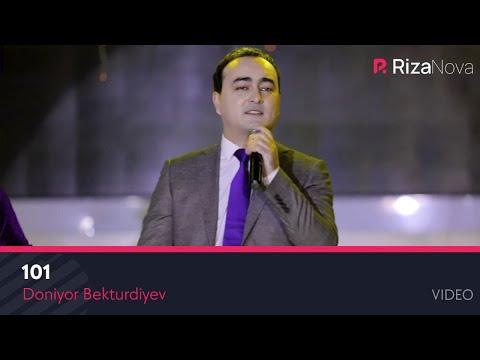Doniyor Bekturdiyev   Дониёр Бектурдиев – 101 (VIDEO)