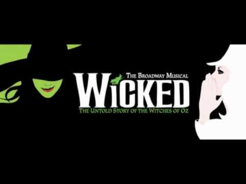 Instrumental - Wicked - The Wizard and I