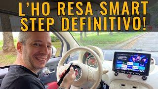 RENDERE SMART con ALEXA, Android AUTO, CAR PLAY e DAB una VECCHIA AUTO. STEP 03 con ALPINE F903