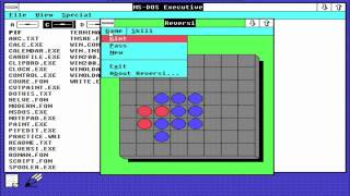 Windows 2.03 Demo (Old Video - Archived)