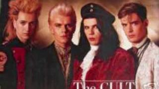 The Cult- SHE SELLS SANCTUARY- ORIGINAL- NEW !!!