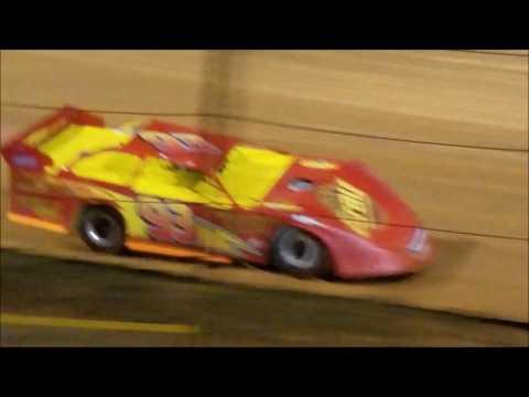 7-28-2017 Ponderosa Speedway Crate Late Model