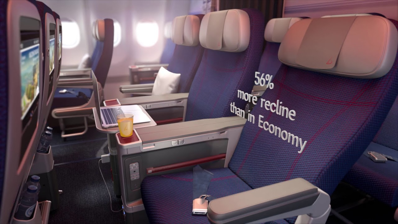Brussels Airlines Introduces New Business Class (And More