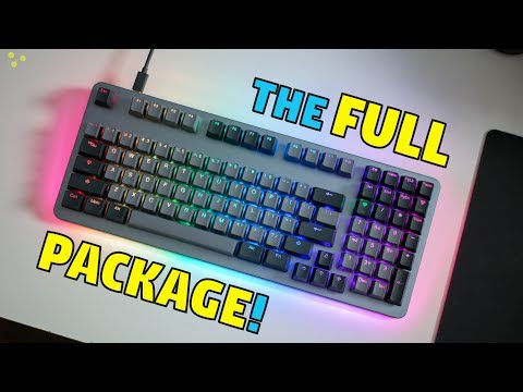 DROP SHIFT Mechanical Keyboard Review