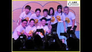 SinJe Lee 李心潔, Charlie Young 杨采妮 , Valen Hsu 許茹芸 and Gigi Leung 梁詠琪