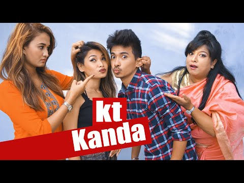 KT KANDA -  Ep - 103 | Jibesh | October 2019 | Colleges Nepal