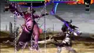 Samurai Shodown 64: Warriors Rage Supers - Asura