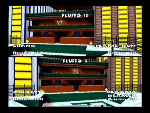 Fur Fighters: Fluff Match 2