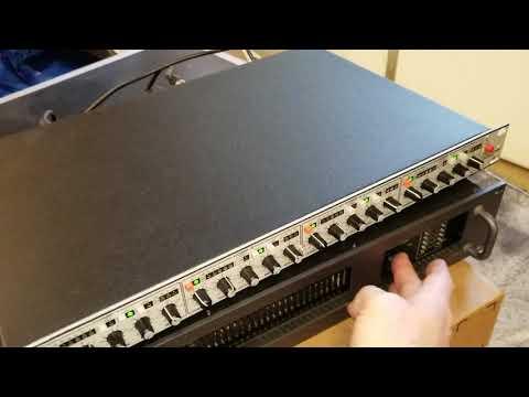 Klark Teknik DN 504 SN2690 channel 2 and 4