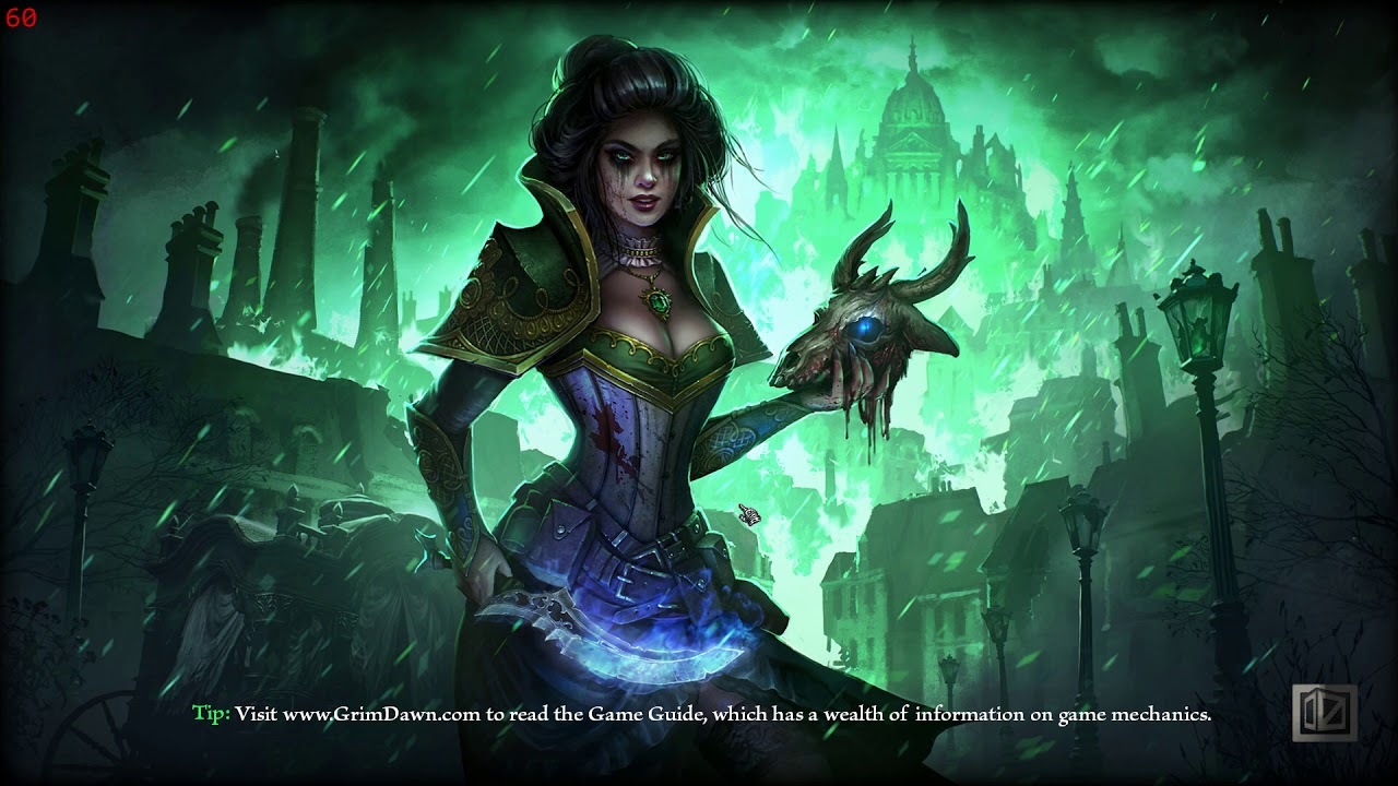 Download Grim Dawn Ashes of Malmouth  ARPG  ep. 2  Inquisitor 'dungeon'