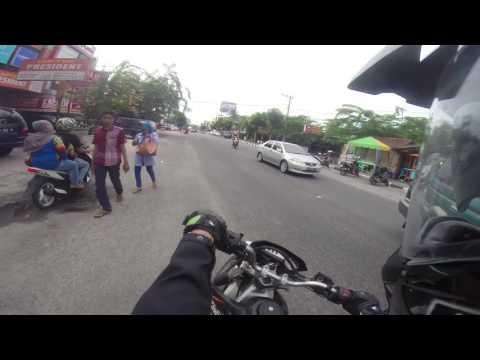 Motovlog Pekanbaru - KLX 150 L (Keliling Pekanbaru Pt.2)
